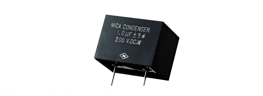 Acoustic MICA Capacitor